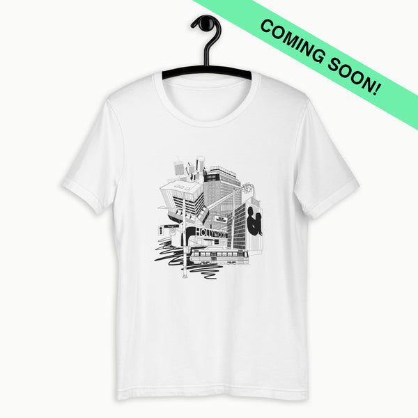 Sketch T-Shirt (Coming Soon)