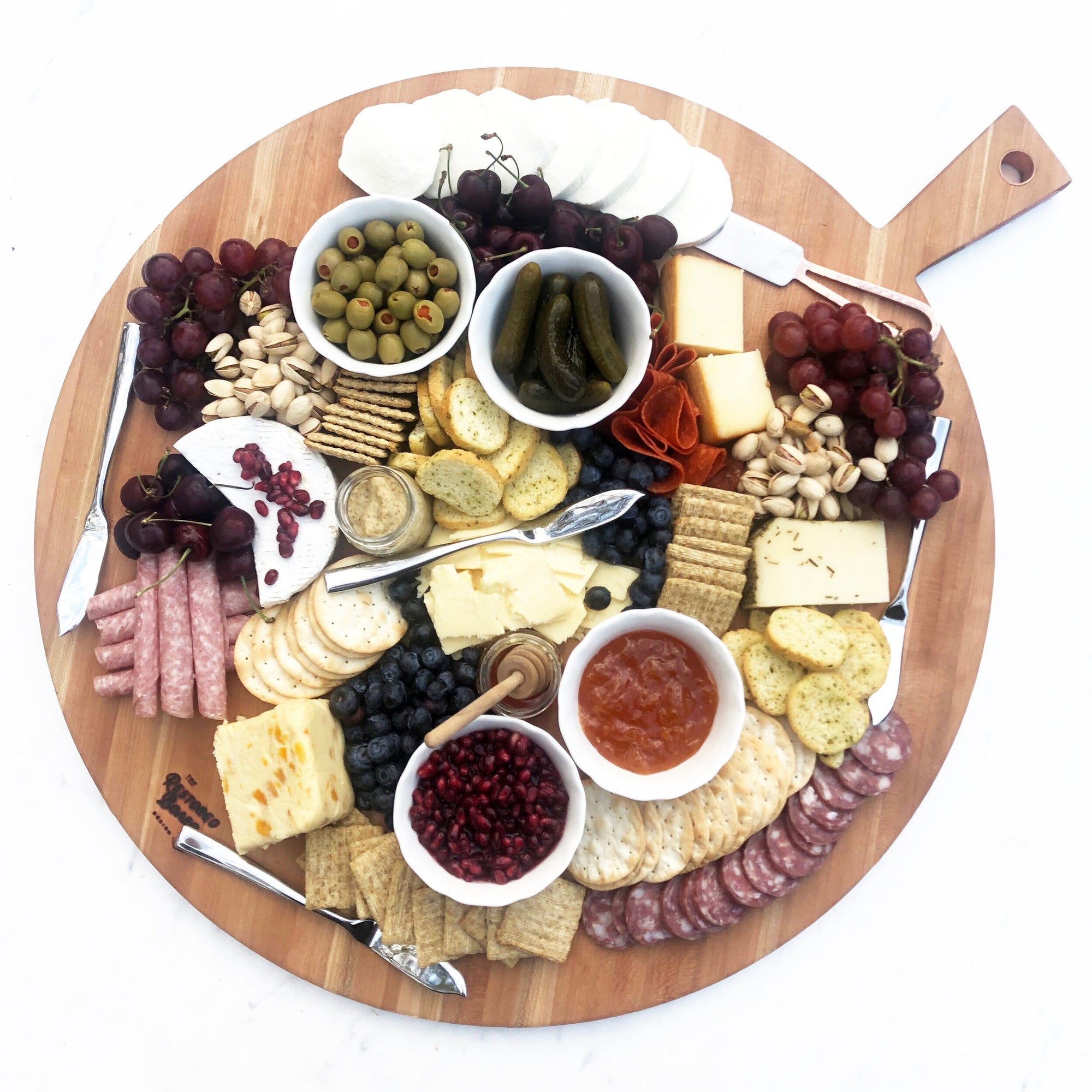 7 Easy Steps To Constructing A Charcuterie Board