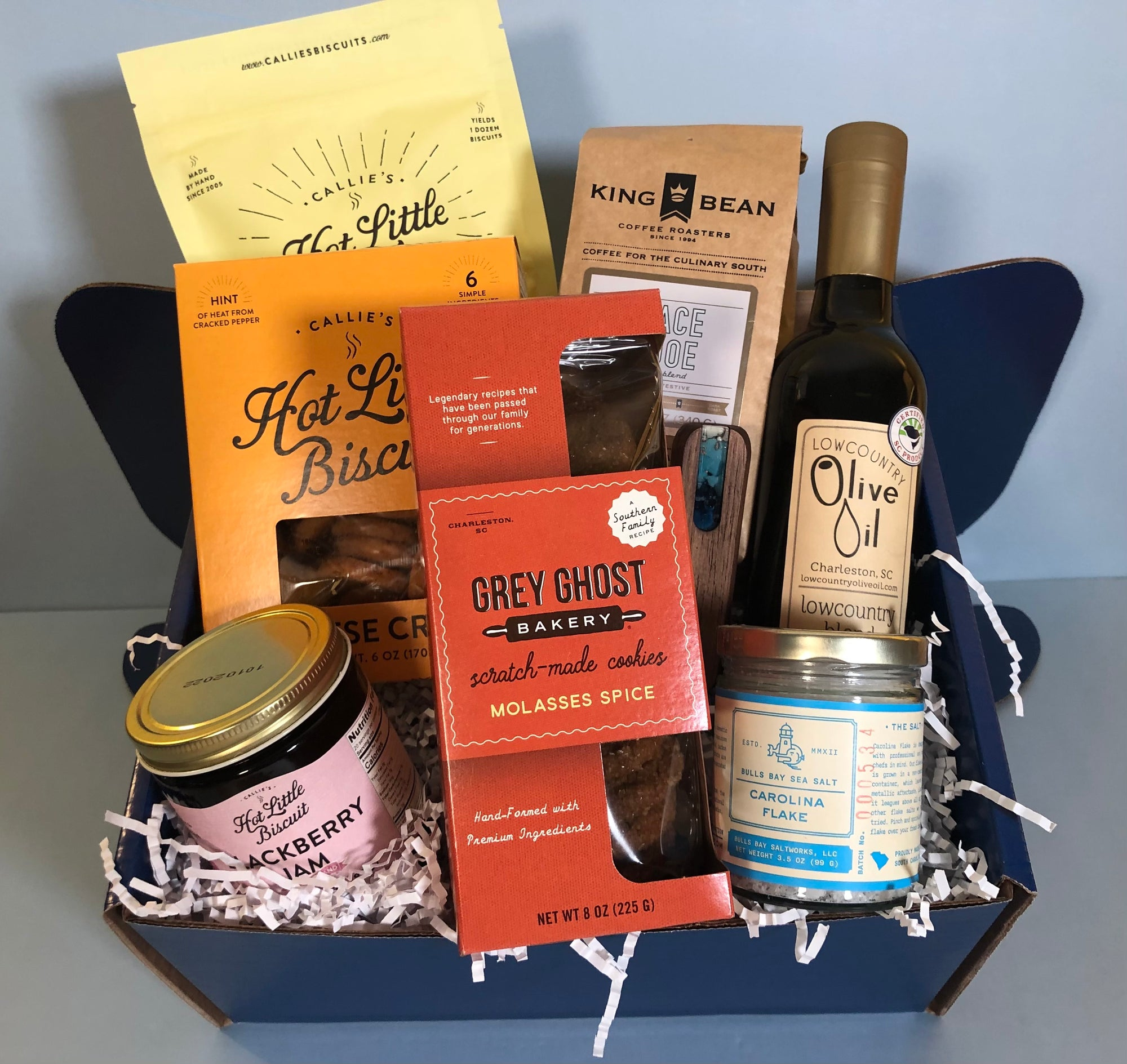 Best of Charleston Gift Box ($130)