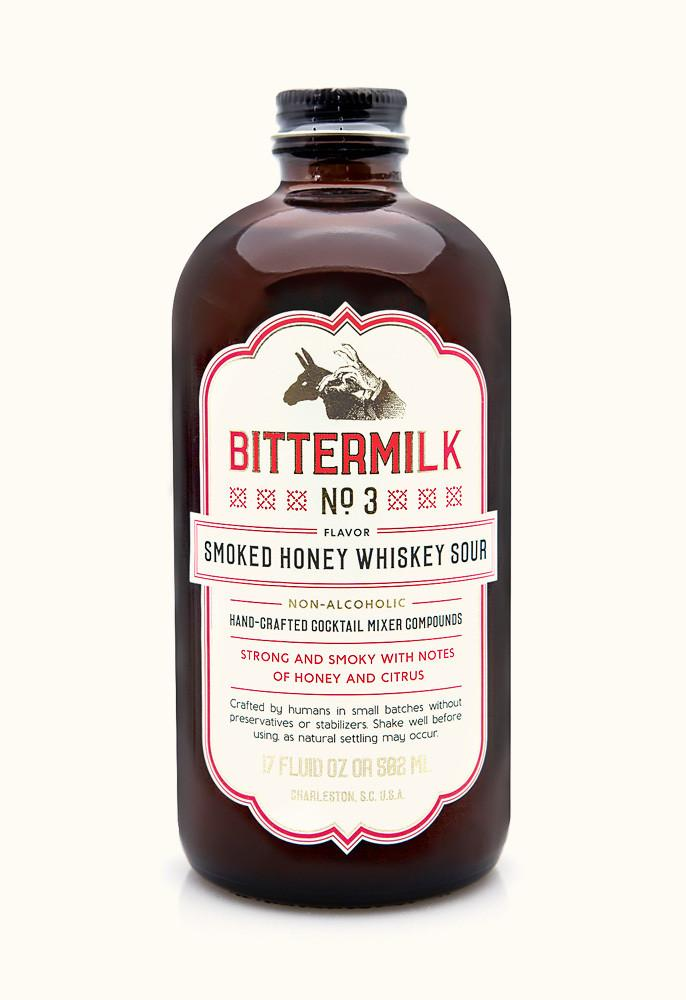 Bittermilk No.3: Smoked Honey Whiskey Sour