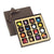 Christophe Artisan Chocolatier-Pâtissier 16 Piece Hand-Painted Chocolate Box