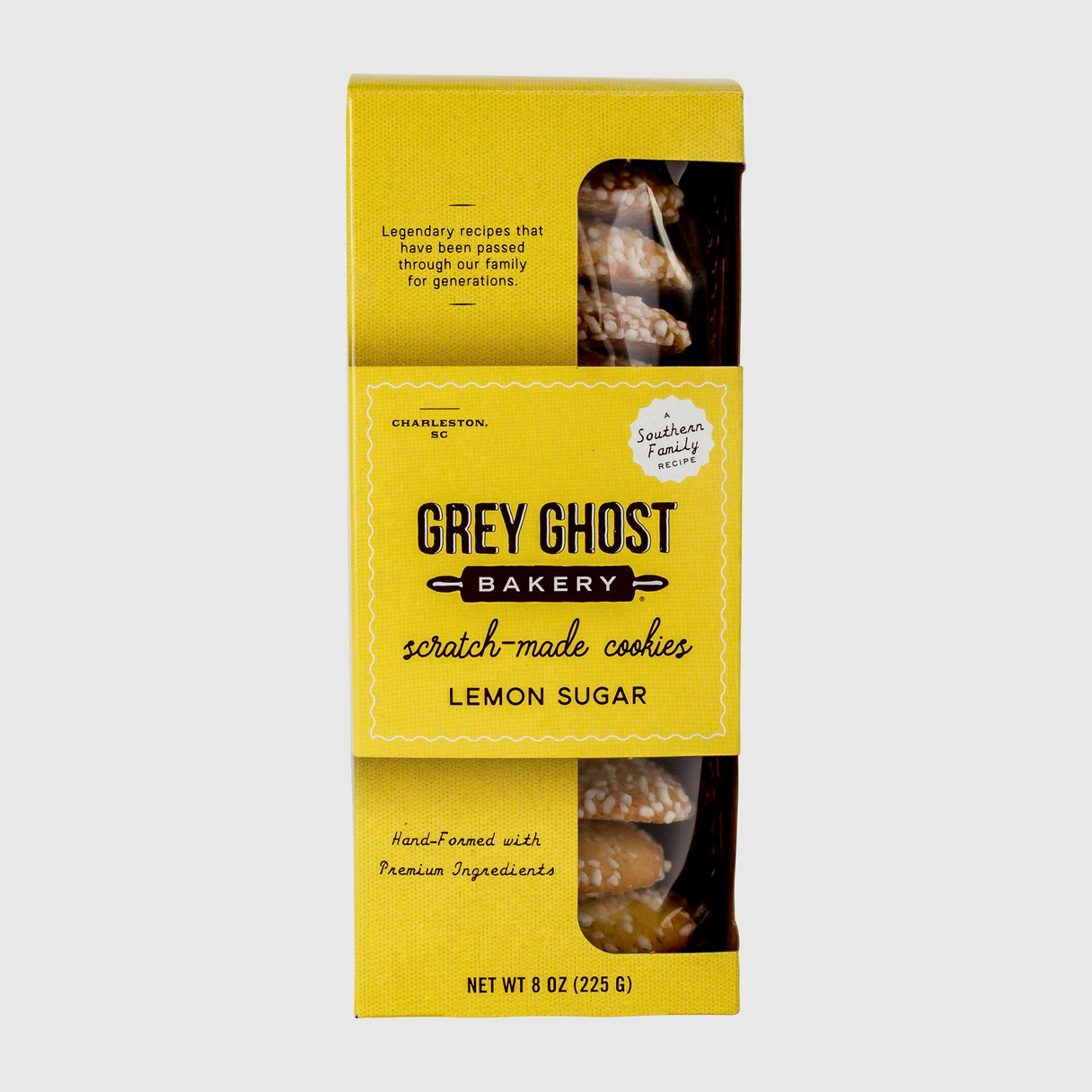 Grey Ghost Bakery Lemon Sugar Cookies