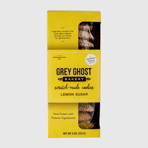 Perfect Pair: Grey Ghost Bakery Cookies & King Bean Coffee Roasters