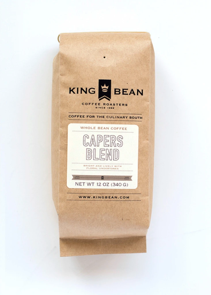 King Bean Coffee Roasters Capers Blend