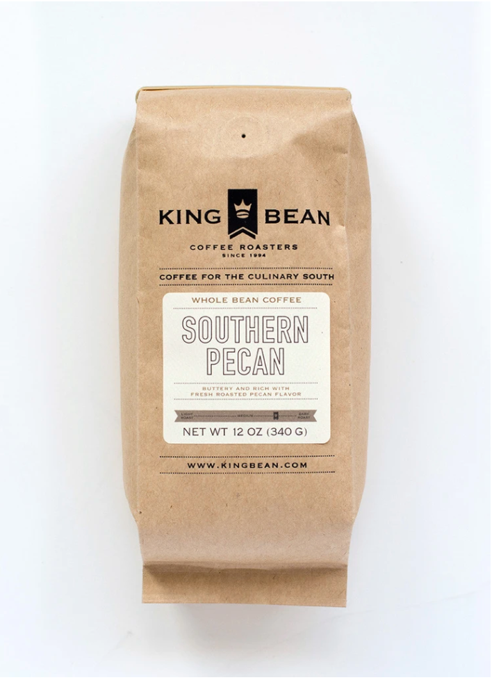King Bean Coffee Roasters Southern Pecan