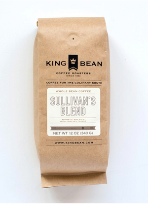 King Bean Coffee Roasters Sullivan's Blend