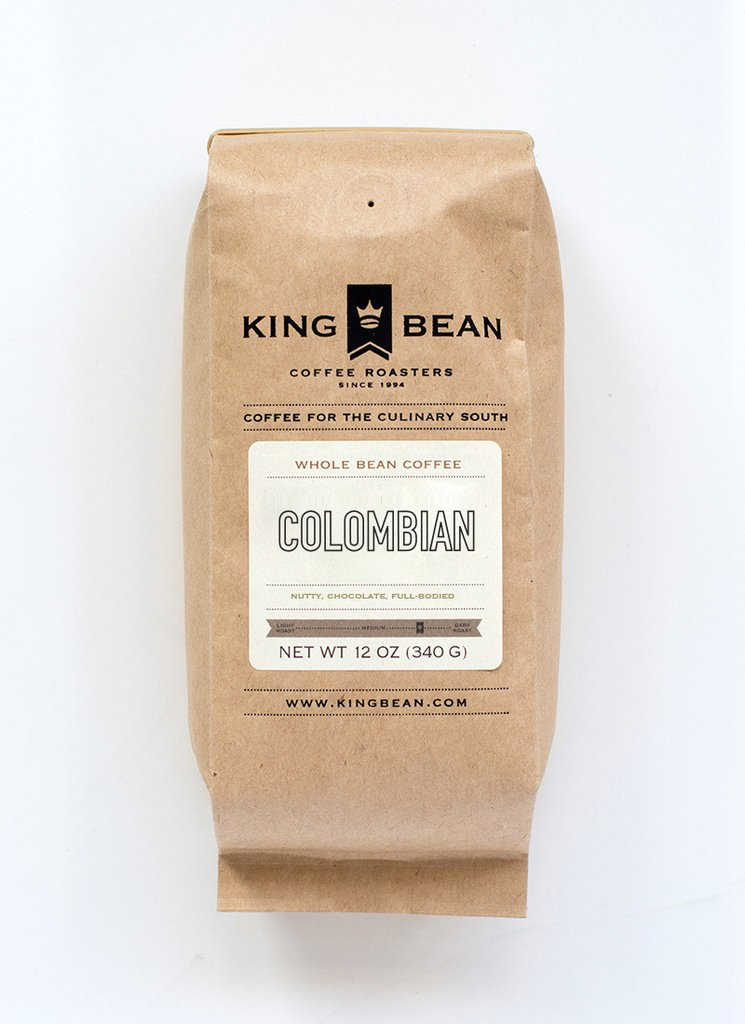 King Bean Coffee Roasters Columbian