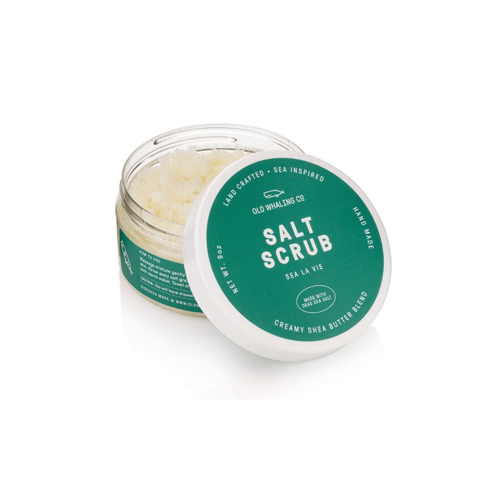 Old Whaling Co. Salt Scrubs (3 Options)