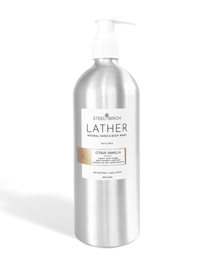 Steel Birch Lather Hand & Body Wash