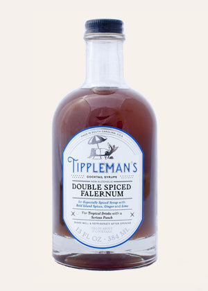 Perfect Pair: Tippleman's Cocktail Syrup + Grit & Grace Ornament
