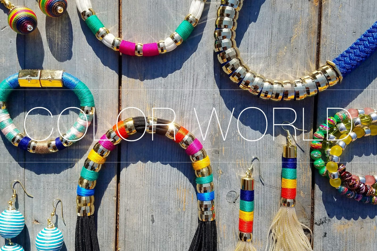 'COLORWORLD' HAS ARRIVED!