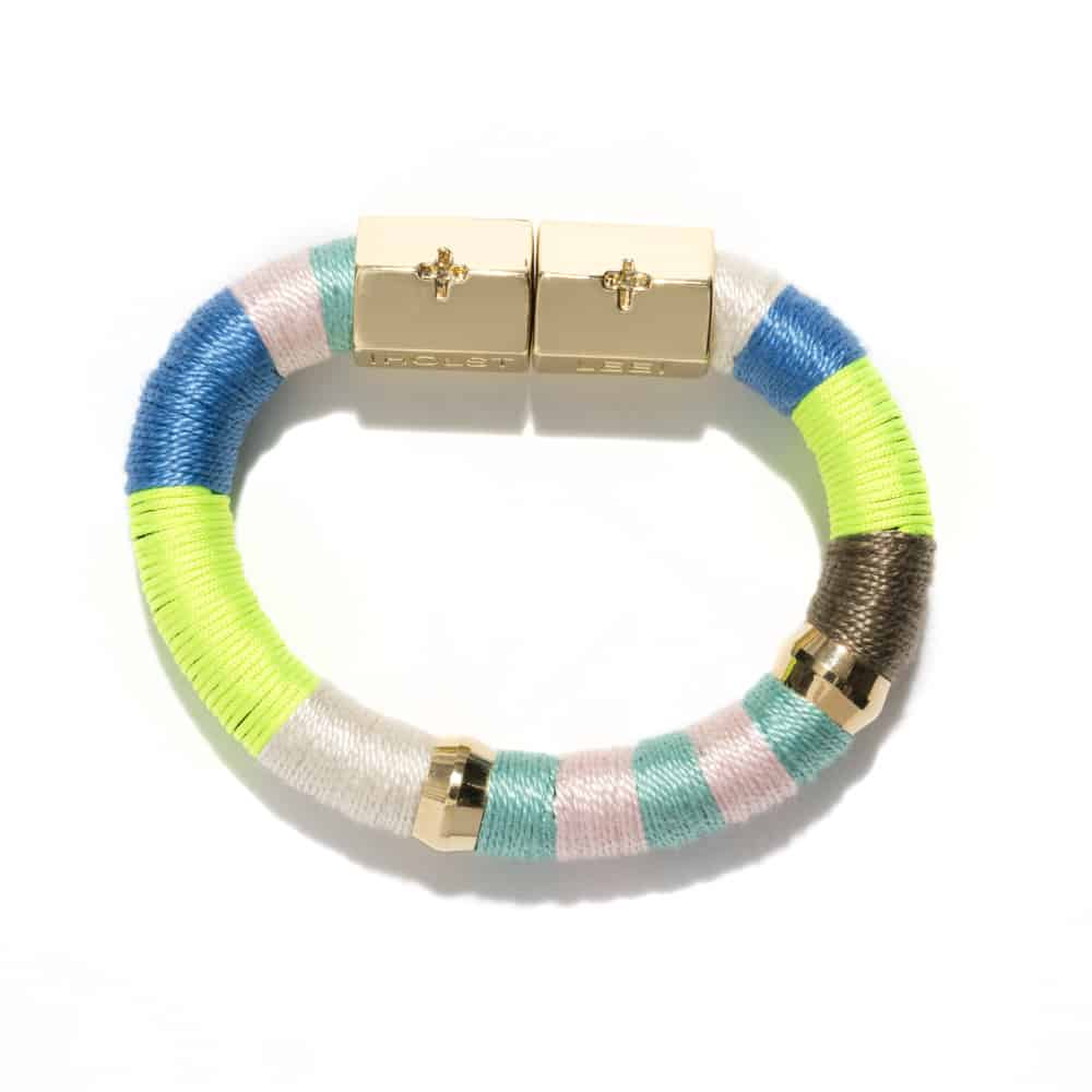Colorblock Day at the Beach Bracelet