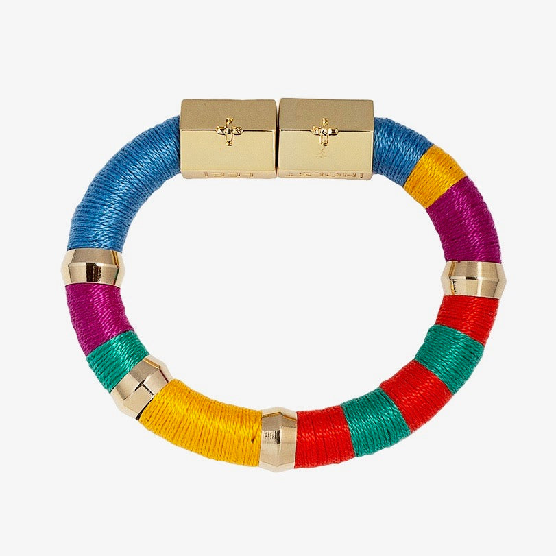 Colorblock Summer Vacation Bracelet