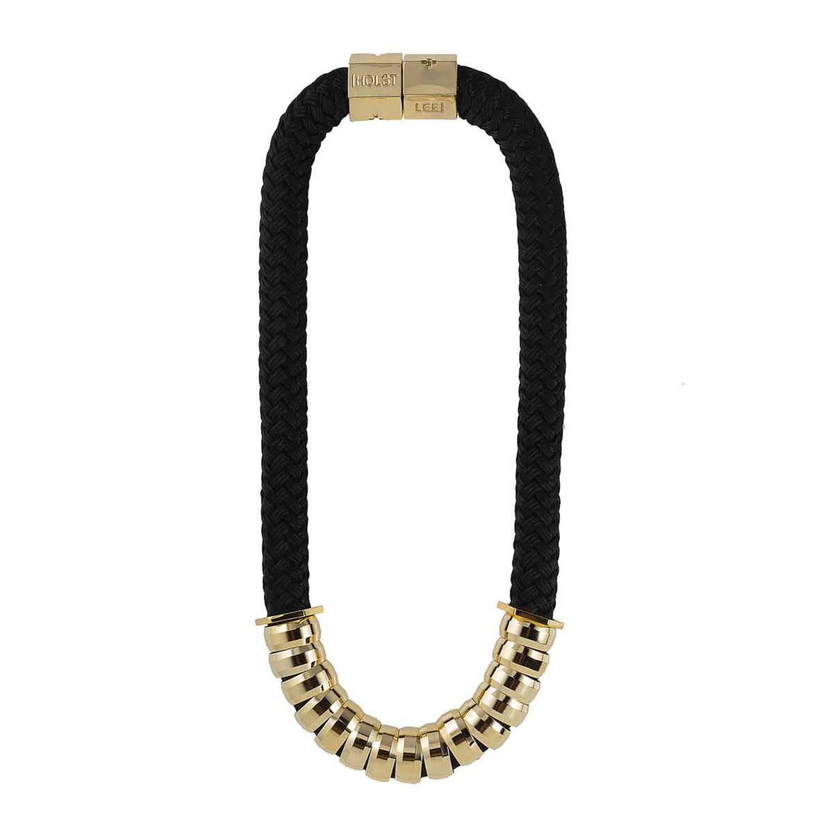 Classic Black Necklace