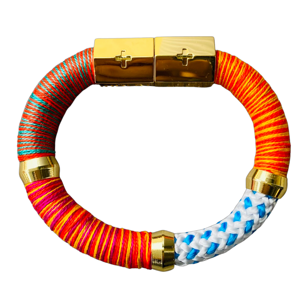 Colorblock St. Barth's Bracelet