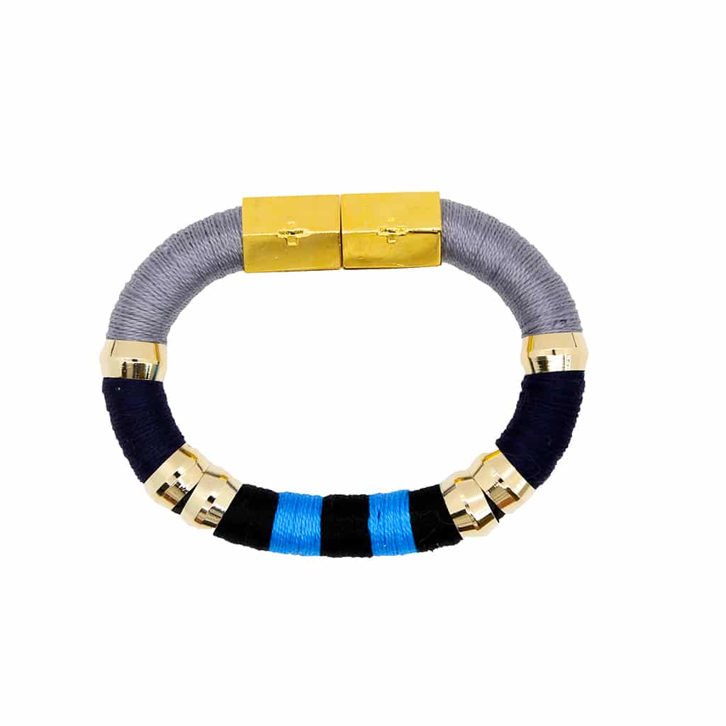 Colorblock Carolina Bracelet