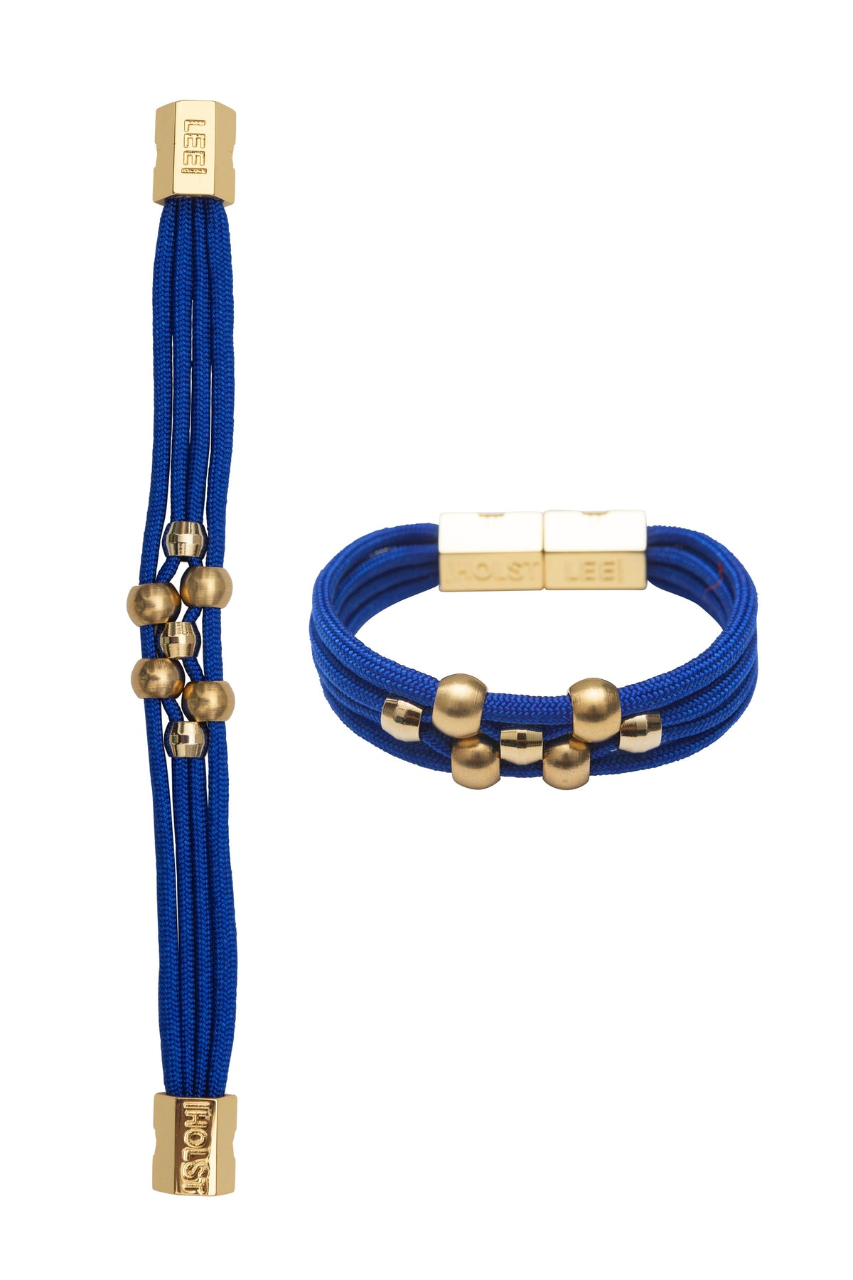 Arm Hug Royal Blue Bracelet