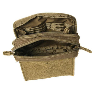 HRT Sporran Hanger Pouch-Plate Carrier Accessories-HRT Tactical Gear-Utiletē