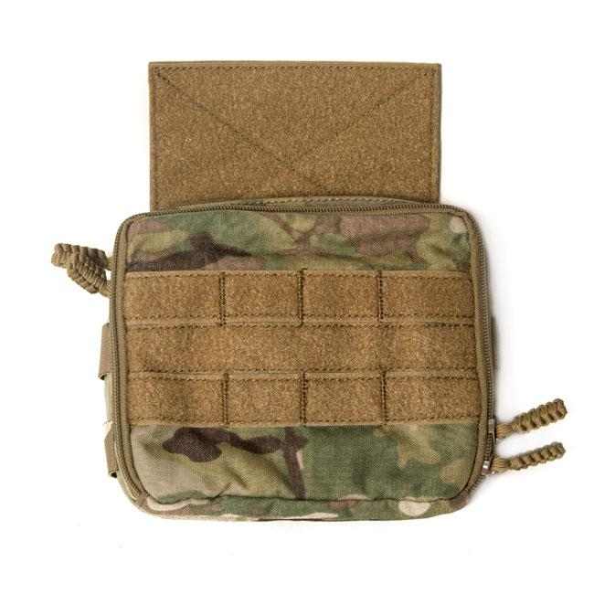 HRT Sporran Hanger Pouch-Plate Carrier Accessories-HRT Tactical Gear-Multicam-Utiletē
