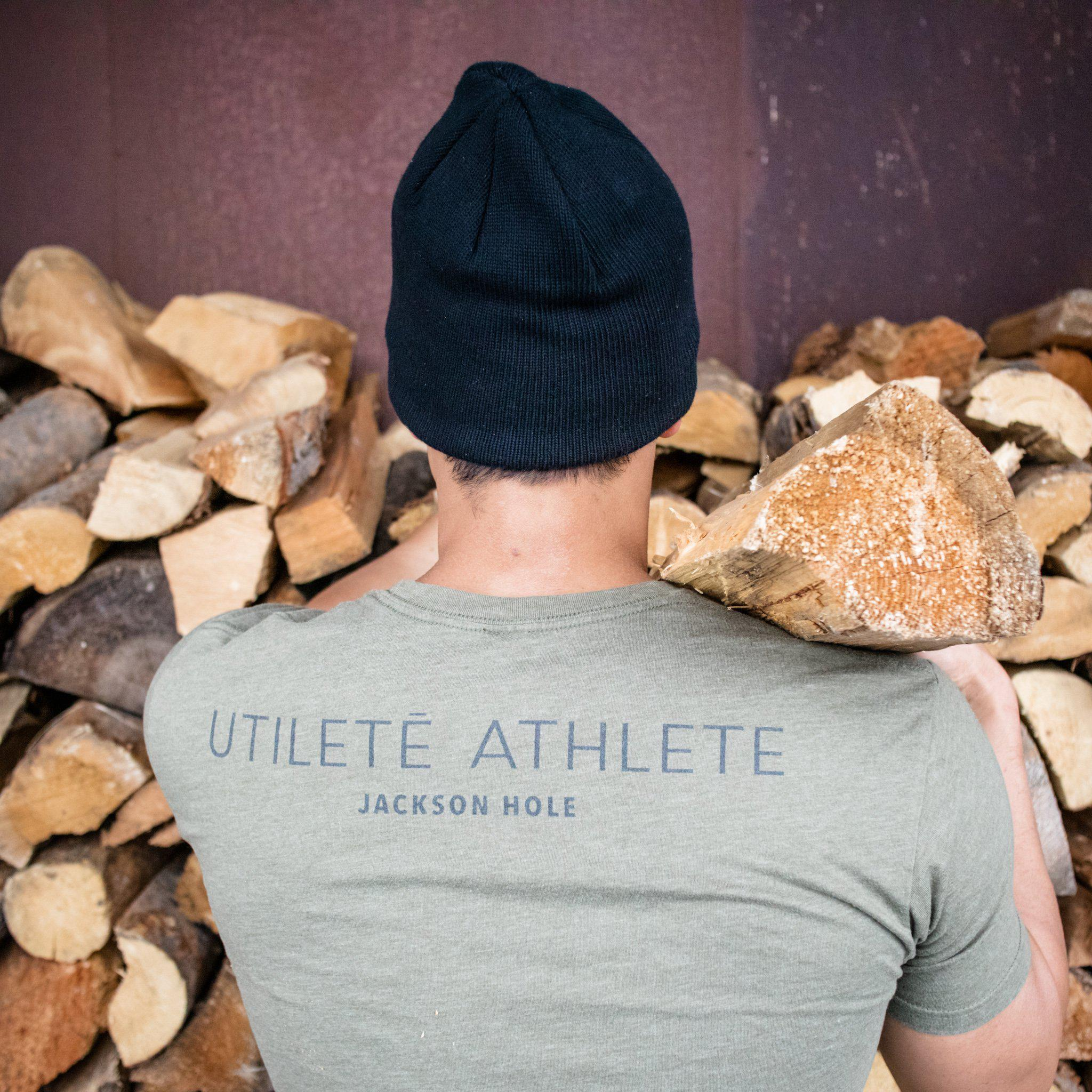 The Standard Issue Beanie, Black-Hats-Utiletē-Utiletē