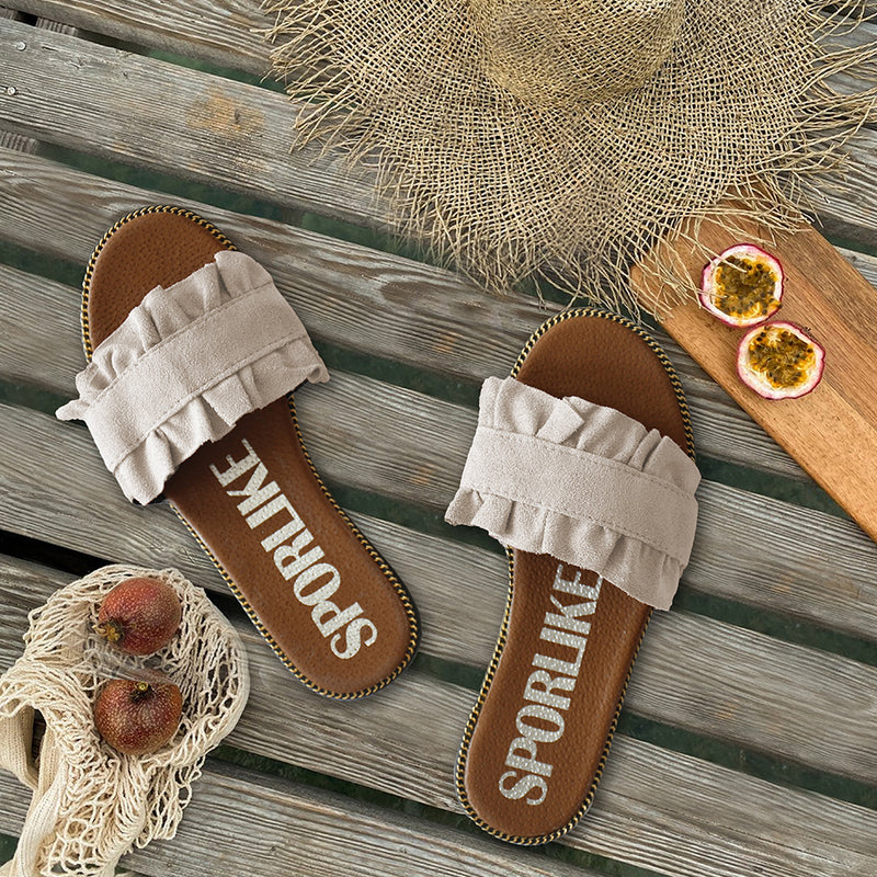 Classic Slippers Holiday Beach slippers Outdoor Flip-flops