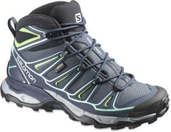 Backpacking shoe for women