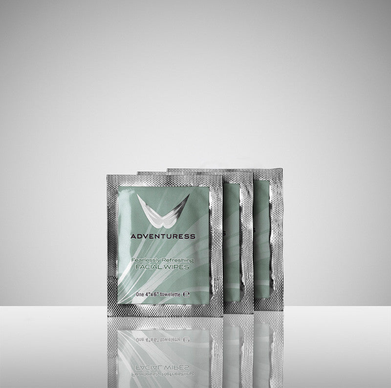 Fearlessly Refreshing Facial Wipes
