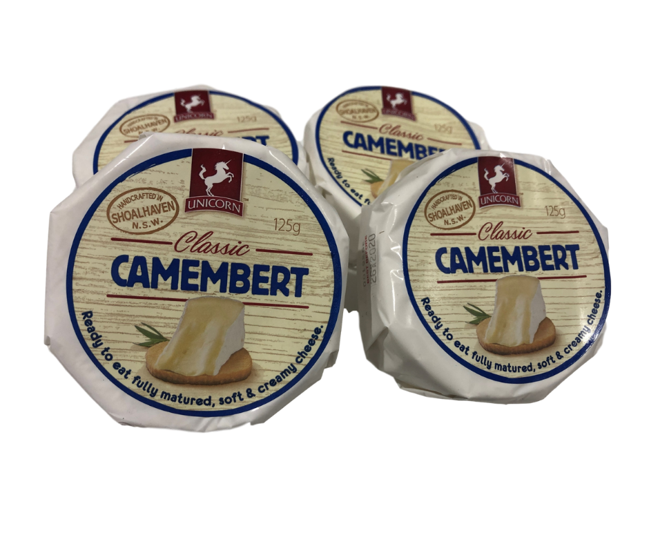 Camembert Wheel (125gm)