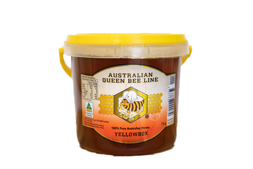Yellowbox Honey (1kg)