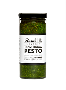 Roza's Traditional Pesto 240ml (GF)