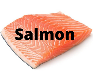 FRESH Atlantic Salmon Fillets (pin boned) (1kg)