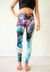 Watercolor Yoga Pants