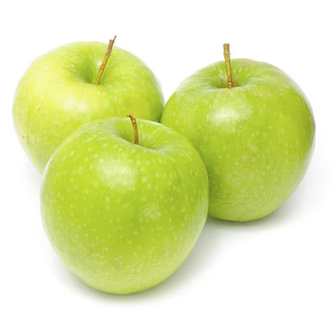 3 Granny Smith Apples