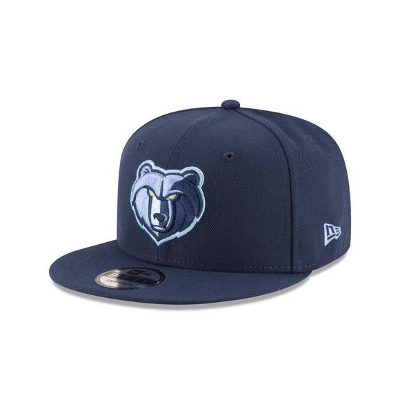 New Era Memphis Grizzlies 9FIFTY Stock Snapback Hat