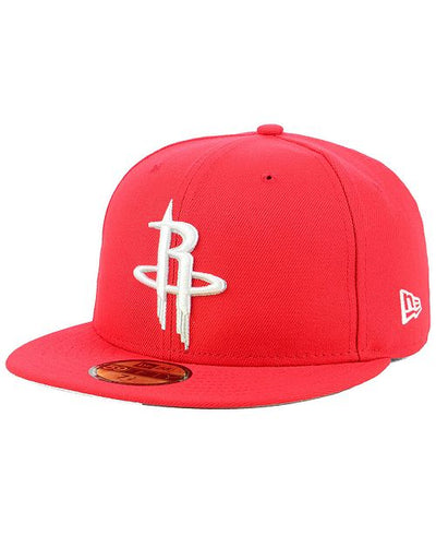 New Era Rockets Hat (red)