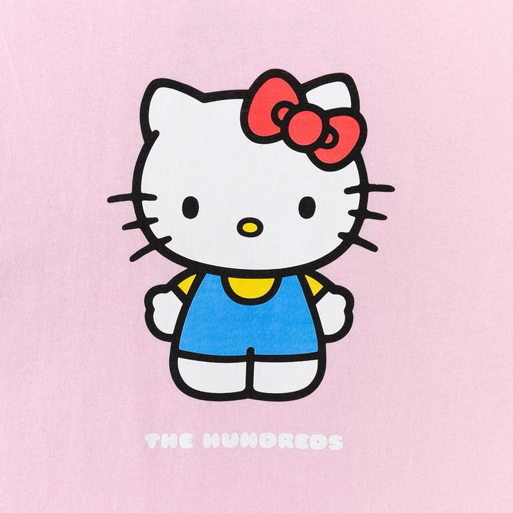 The Hundreds x Sanrio Hello Kitty T-Shirt Pink