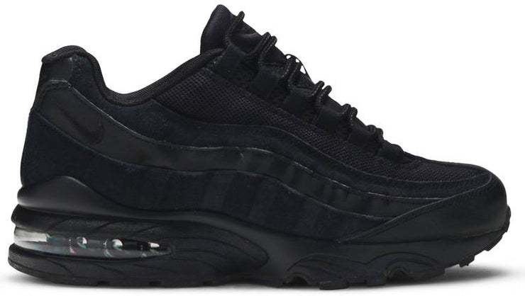 "Nike Air Max 95 ""Black"" Grade School Kids' Shoe"