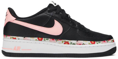 Air Force 1 Vintage Floral GS 'Pink Tint'