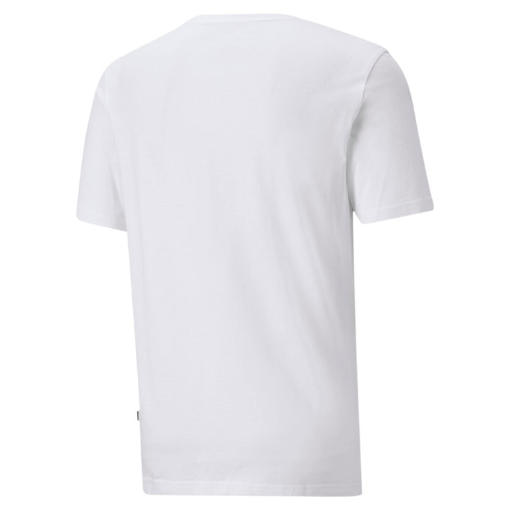 THE UNITY COLLECTION REBEL 5 CONTINENTS MEN'S TEE (White)