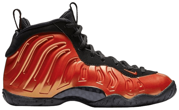 Air Foamposite One GS 'Habanero Red'