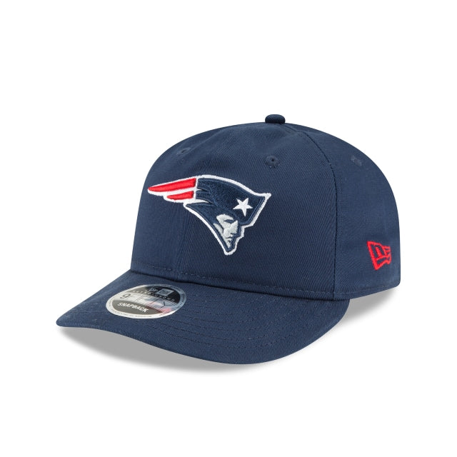 NEW ENGLAND PATRIOTS TEAM CHOICE RETRO CROWN 9FIFTY SNAPBACK