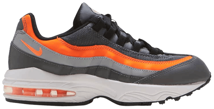 Air Max 95 PS 'Grey Total Orange'