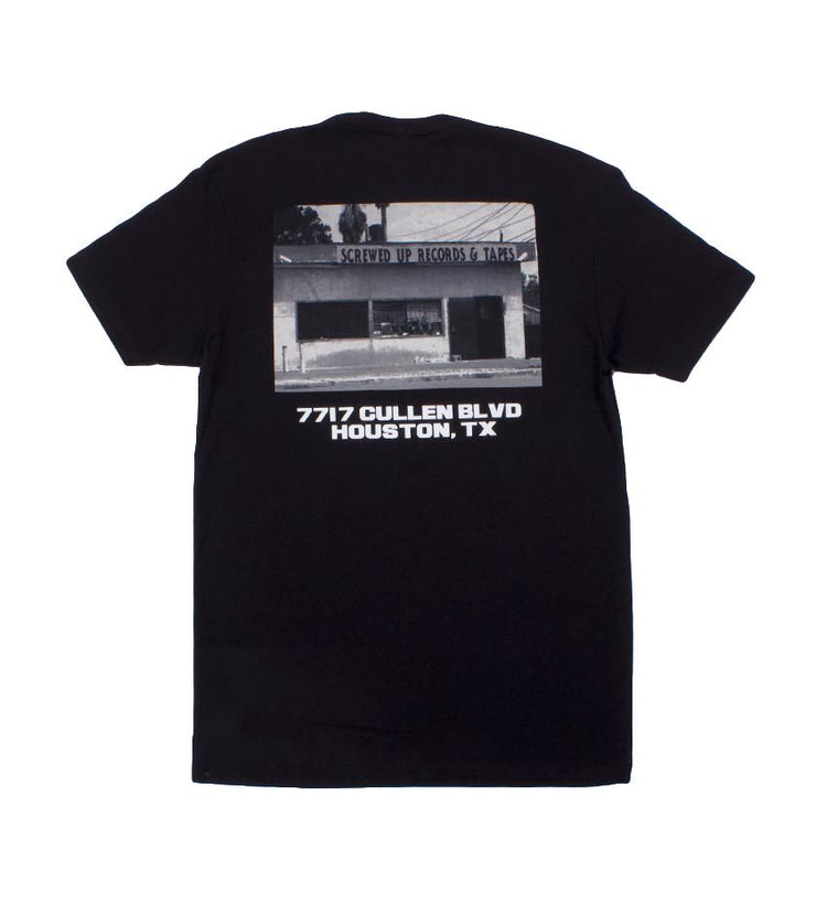 M&N X DJ Screw Screwville Tee