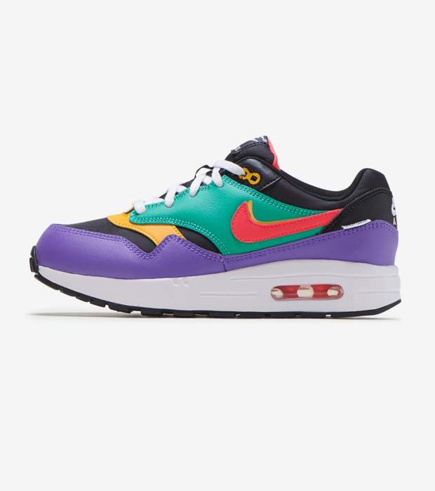 Nike Air Max 1 Game Change Black Kinetic Green (PS)