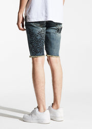 PACIFIC SHORTS (BLUE/CHECKER)