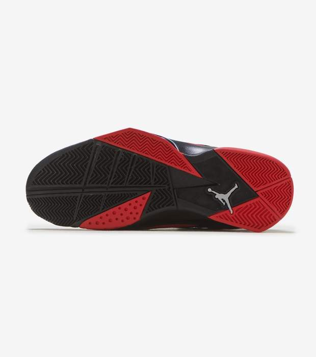 Jordan True Flight 'Black University Red'