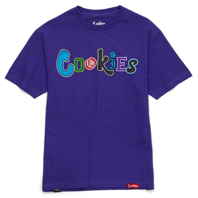 City Limits Multi Color Logo Tee