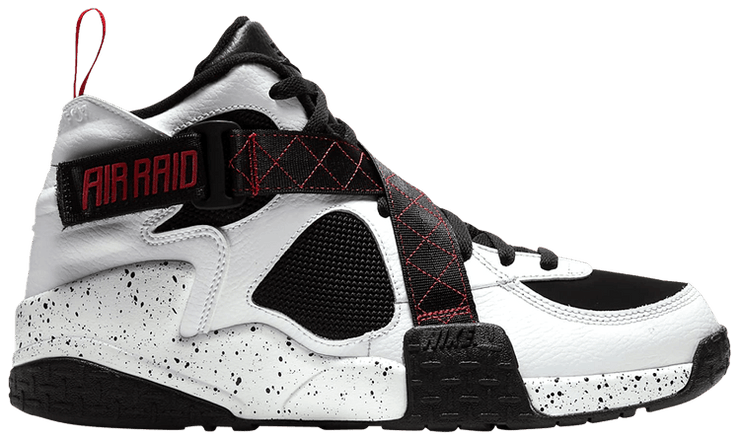 Air Raid 'White Black'