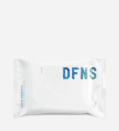 DFNS Footwear & Apparel Cleaning Wipes