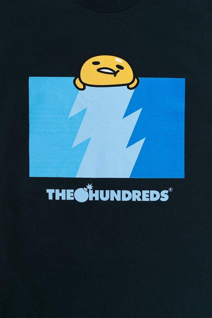 The Hundreds x Sanrio Gudetama T-Shirt Navy